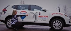 Anita Savoie REALTOR of the month for the Greater Moncton