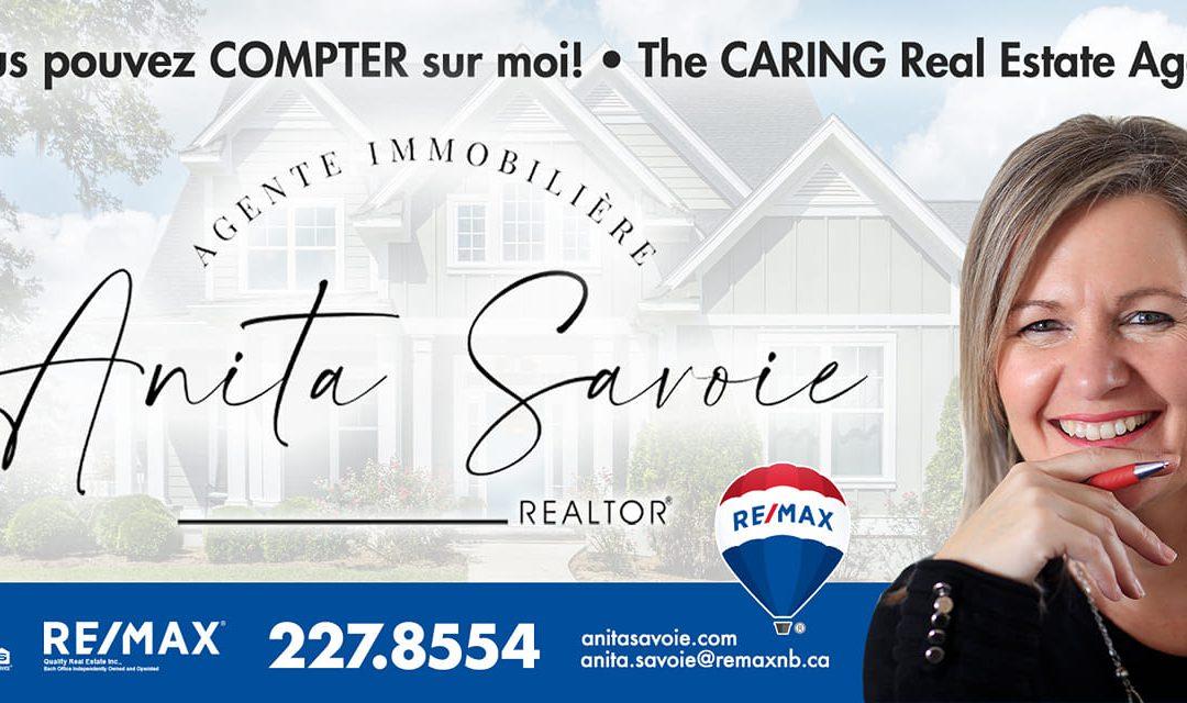 Vous pouvez compter sur moi! The Caring Real Estate Agent!