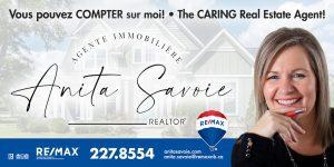 Anita Savoie Realtor Moncton